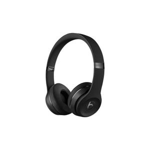 Casque Réducteur de Bruit Bluetooth avec Micro Beats By Dr. Dre Solo3 Wireless - Noir