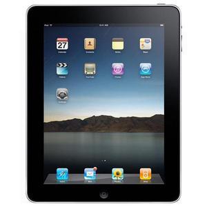 "iPad (Mars 2010) 9,7"" 64 Go - WiFi - Argent - Sans Port Sim"