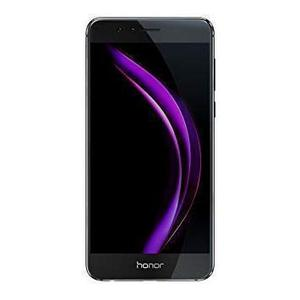 Huawei Honor 8 32GB - Musta (Midnight Black) - Lukitsematon