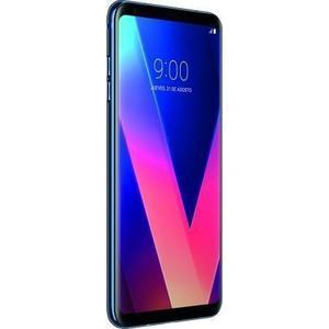 LG V30 64 Gb   - Blau - Ohne Vertrag