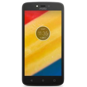 Motorola Moto C Plus 16 Gb Dual Sim - Schwarz - Ohne Vertrag
