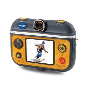 Caméra Vtech Kidizoom Action Cam 180 - Noir/Jaune