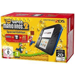 Consola Nintendo 2DS  Negro / Azul