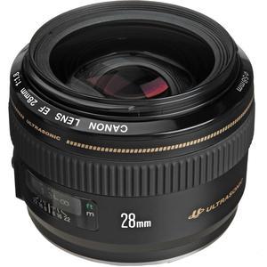 Camera Lense EF 28mm f/1.8
