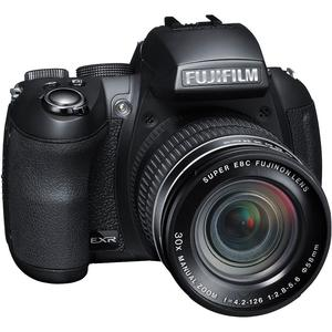 Bridge Kompaktkamera - Fujifilm Finepix HS30EXR - Schwarz