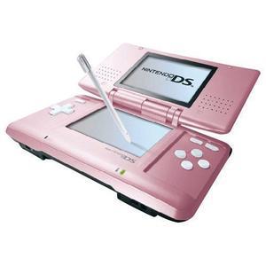 Consola Nintendo DS - Rosa