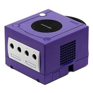 Console NINTENDO GameCube - Violet
