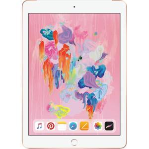 "iPad 9,7"" 6. sukupolvi (Maaliskuu 2018) 9,7"" 128GB - WiFi + 4G - Kulta - Lukitsematon"