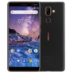Nokia 7 Plus 64 Go   - Noir - Débloqué