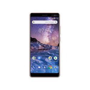 Nokia 7 Plus 64 Gb   - Weiß - Ohne Vertrag