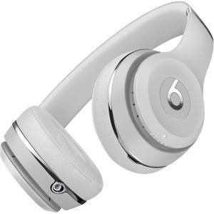 Hoofdtelefoon Bluetooth met Microfoon Beats Solo 3 Draadloos - Grijs
