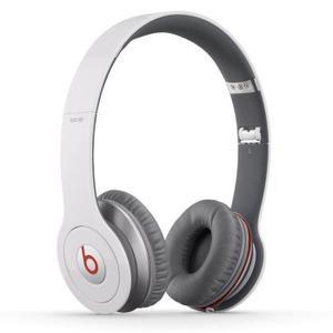 Casque Réducteur de Bruit      avec Micro Beats By Dr. Dre Solo HD - Blanc