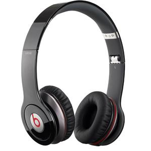 Cascos Reducción de ruido Micrófono Beats By Dr. Dre Beats Solo HD - Negro/Rojo