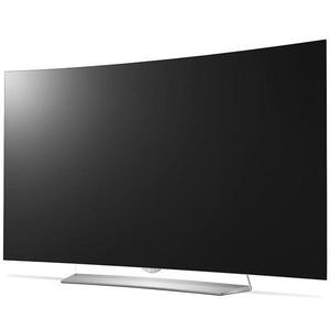 SMART Fernseher LG OLED 3D Ultra HD 4K 140 cm 55EG920V Gebogen