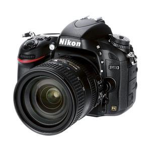 Reflex Nikon D610 - Musta + Objektiivi Nikon 24-85mm f/3.5-4.5G ED VR