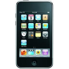 iPod Touch 3 MP3 & MP4-soitin & MP4 8GB - Musta