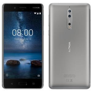 Nokia 8 64 Go Dual Sim - Gris - Débloqué