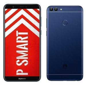 Huawei P Smart (2017) 32GB - Sininen (Peacock Blue) - Lukitsematon