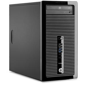 Hp ProDesk 400 G1 MT Core i3 3,4 GHz - HDD 500 Go RAM 4 Go