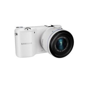 Hybrid Kamera -  NX2000 - Weiß + Objektiv 20-50mm