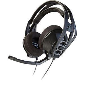 Kopfhörer Rauschunterdrückung Gaming    mit Mikrophon Plantronics RIG 500 - Schwarz