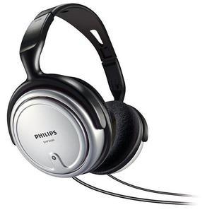 Philips SHP2500/10 Kuulokkeet - Harmaa/Musta