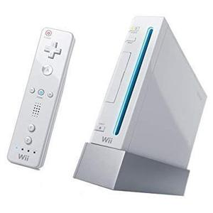 Console Nintendo Wii RVL-001 512GB + Controller Nunchuk - Wit