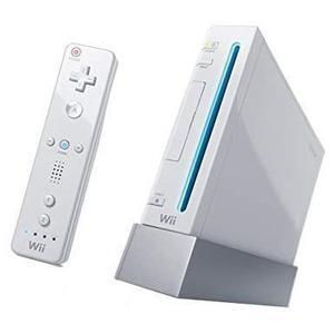 Console Nintendo Wii RVL-001 512 Go + Contrôleur/Nunchuk - Blanc