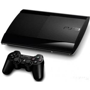 Console Sony Playstation 3 Ultra Slim 12 Go - Noir