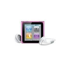 Ipod Nano 6 - 8Go - Rose