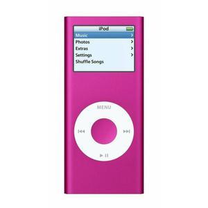 Ipod Nano 2 4GB - Pink