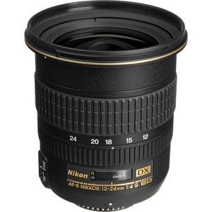 Objektiv F AF-S DX Zoom-Nikkor 12-24 mm f/4G IF-ED