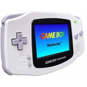 Gameconsole Nintendo Game Boy Advance - Wit