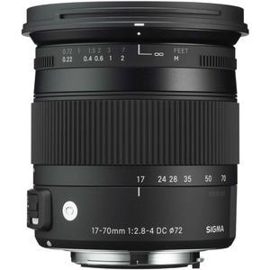 Objektiv Sigma 17-70 mm 1: 2,8-4 DC OS HSM