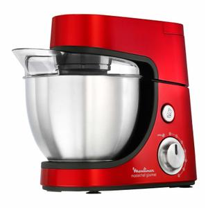 Moulinex Masterchef Gourmet Keukenmachine - Rood
