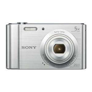 Cámara Compacta Sony Cyber-Shot DSC-W800 - Gris