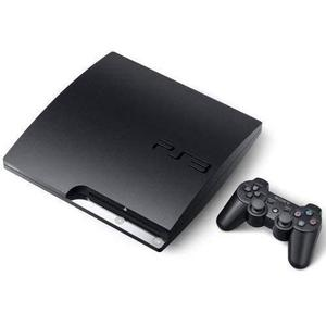 Console PlayStation 3 slim 120 go + pack PES