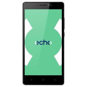 Echo Smart 4G 8GB Dual Sim - Zwart - Simlockvrij