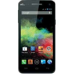 Wiko Rainbow 4G 4GB - Musta - Lukitsematon