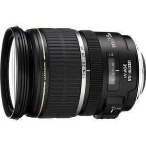 Obiettivo Canon EF-S 17-55mm f / 2.8 IS  USM - Nero