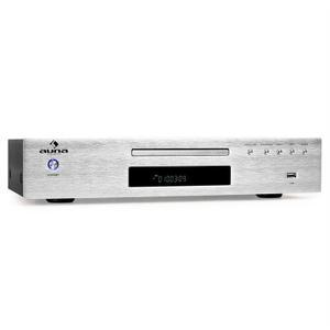 Lecteur MP3 & MP4 Auna AV2-CD509 Go - Argent