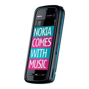 Nokia 5800 XpressMusic - Blau- Ohne Vertrag