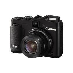 Compact Canon PowerShot G16 - Zwart