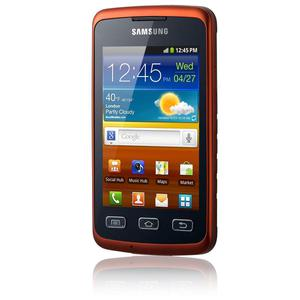 Galaxy Xcover S5690 - Orange- Ohne Vertrag