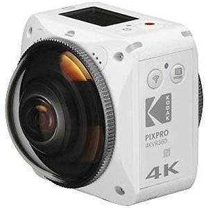 Caméra sport Kodak Pixpro 4KVR360