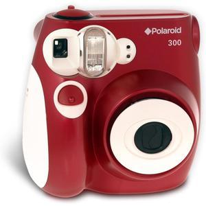 Sofortbildkamera - Polaroid PIC300 - Rot