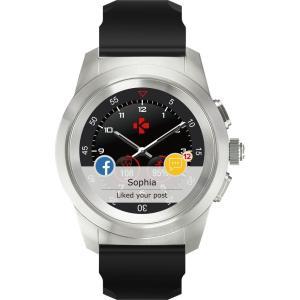 Smart Watch Cardiofrequenzimetro GPS Mykronoz ZeTime - Argento