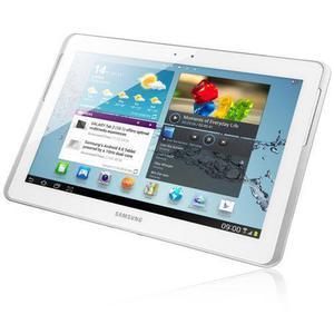 """Galaxy Tab 2 (2012) 10,1"""" 16GB - WLAN + 3G - Weiß - Ohne Vertrag"""