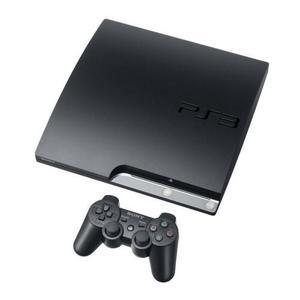 PlayStation 3 - HDD 12 GB - Negro