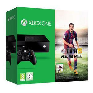 Xbox One 500 GB + FIFA 15